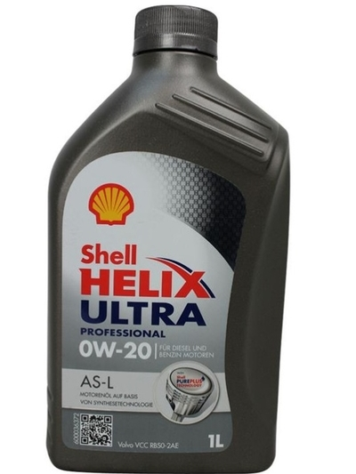 SHELL HELIX ULTRA PROFESSIONAL AS-L (Volvo) 0W20 1L