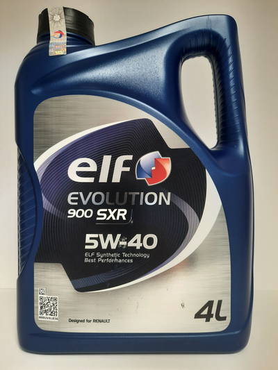 ELF EVOLUTION 900 SXR 5W40 4L