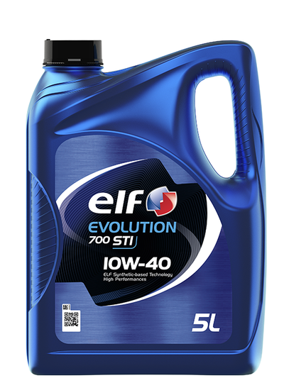 ELF EVOLUTION 700 STI 10W40 5L