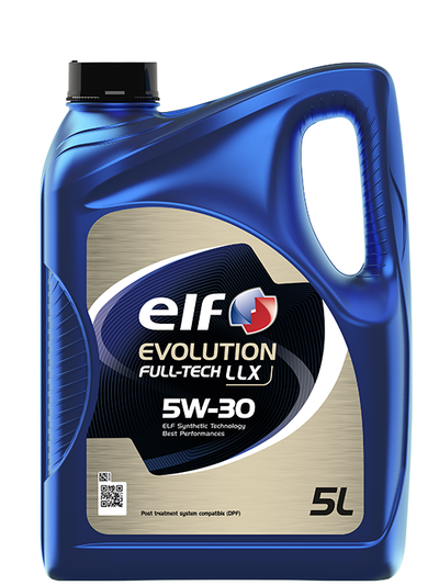 ELF EVOLUTION FULLTECH LLX 5W30 5L
