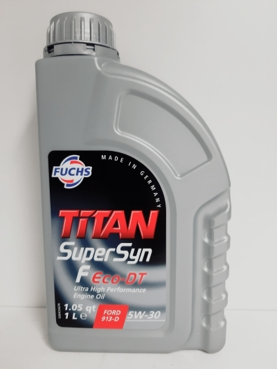 FUCHS TITAN SUPERSYN F ECO DT  5W30 1L