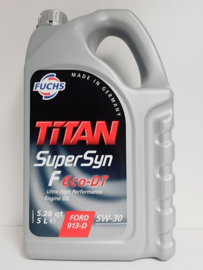 FUCHS TITAN SUPERSYN F ECO DT  5W30 5L