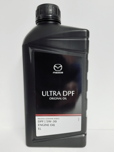 MAZDA ORIGINAL OIL ULTRA DPF 5W30 1L