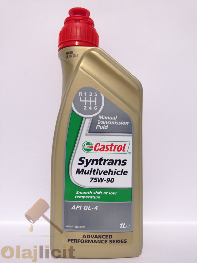 CASTROL SYNTRANS MULTIV (SMX-S) 75W90 1L