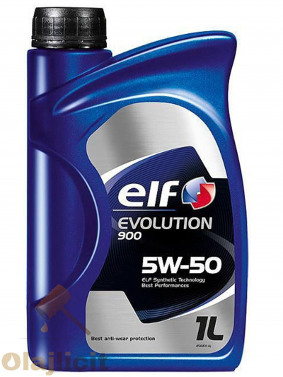ELF EVOLUTION 900 5W50 1L