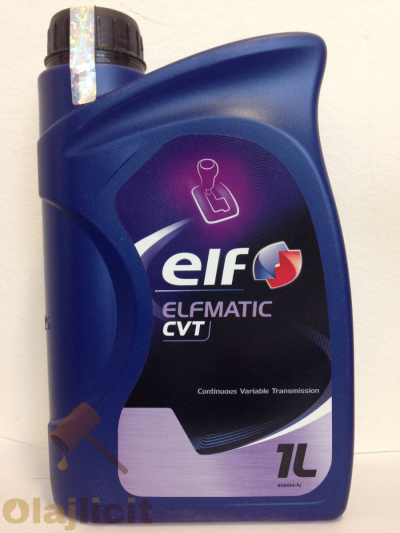 ELF MATIC ATF CVT 1L