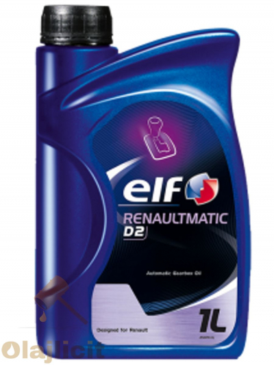 ELF RENAULTMATIC D2 ATF 1L