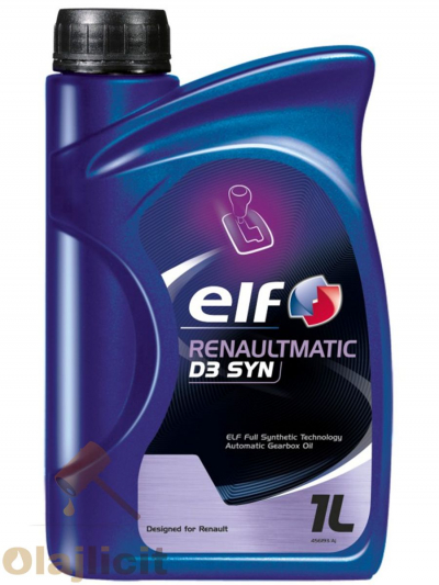 ELF RENAULTMATIC D3 SYN ATF 1L