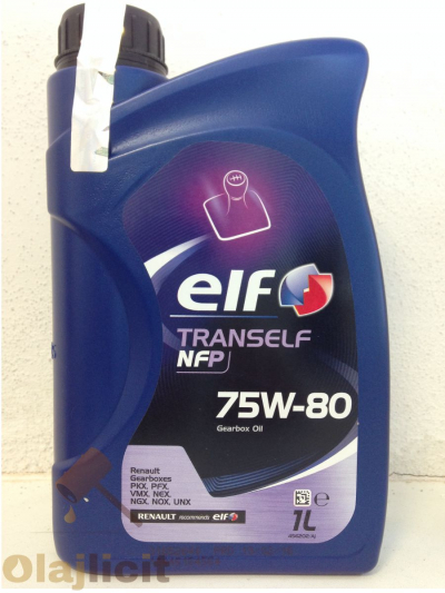 ELF TRANSELF NFP  75W80 1L