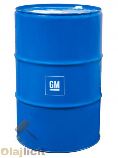 GM-OPEL MOTOR OIL 10W40 60L