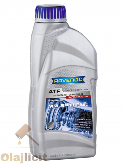RAVENOL ATF MM SP-III FLUID 1L