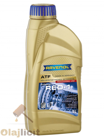 RAVENOL ATF RED -1 1L