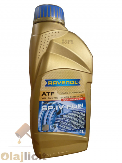 RAVENOL ATF SP-IV FLUID 1L