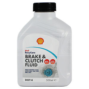 SHELL BRAKE AND CLUTCH FLUID(DONAX YB) 0.5L