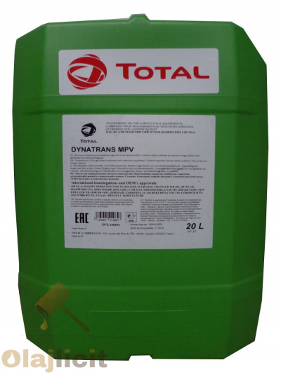 TOTAL DYNATRANS MPV (U.T.TO.) 20L