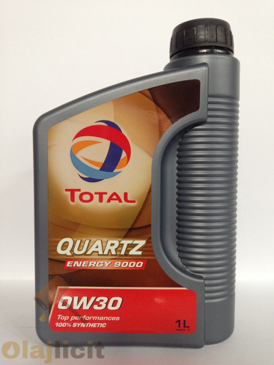 TOTAL QUARTZ 9000 ENERGY 0W30 1L