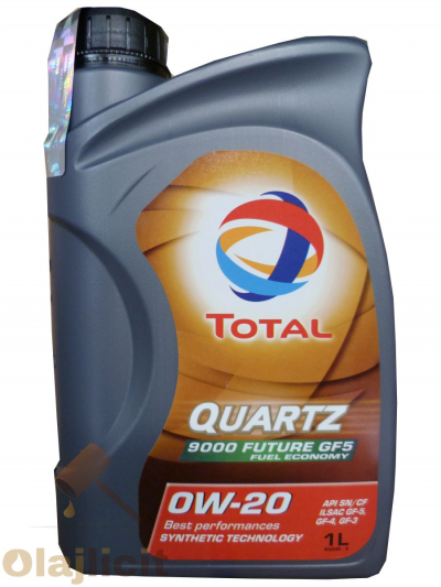 TOTAL QUARTZ 9000 FUT.GF5 0W20 1L