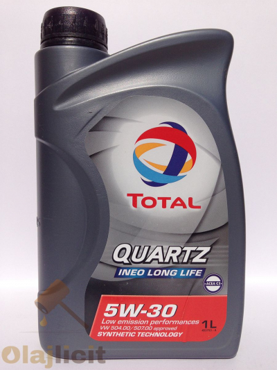 TOTAL QUARTZ INEO LONGLIFE 5W30 1L