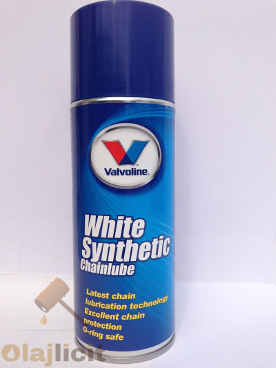 VALVOLINE White Synthetic Chainlube 0.4L